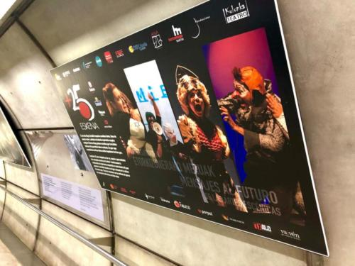 Expo Metro Bilbao